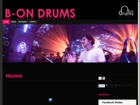 B-ondrums.com - B-on Drums