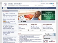 Ssa.gov - The United States Social Security Administration