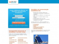zonne-energie-installateurs.be