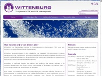 WittenburgBV | Home
