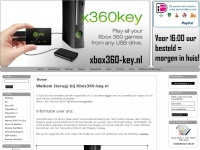 Xbox360-key.nl - Home - x360key