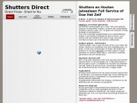 Shuttersdirect.eu