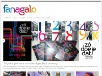 Fanagalo - print design | web development