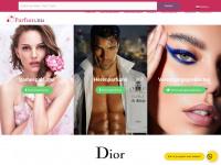 Homepage - Parfum