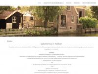 Vakantiehuis-makkum.nl - Vakantie aan het water in Makkum | Friesland