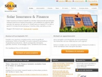Solarif.it - PV insurance for solar panels and solar energy installations | Solar Insurance & Finance (Solarif)