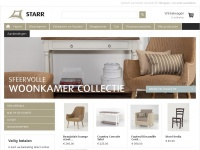 Starr.nl - Roompot Living | Projectinrichting en styling