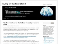 Livingontherealworld.org