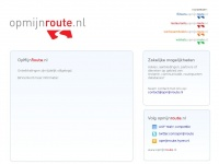 opmijnroute.nl