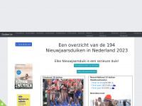 Een overzicht van de nieuwjaarsduiken in Nederland 2018