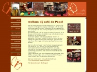 cafedepepel.nl