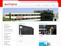 Surtronic: builder of premium electronic information systems