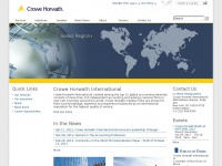 Crowe Horwath International | Crowe Horwath International