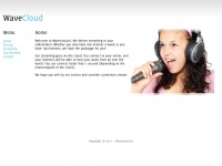 Wavecloud.nl - Wave cloud is currently under construction