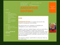Anderton Editing