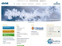 Dixell.com - DIXELL: refrigeration and air conditioning controllers - monitoring system