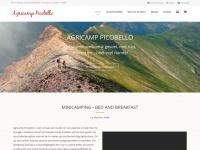 Agricamp Picobello – Agricamp-Picobello-B-and-B-minicamping-le-marche-italie