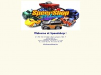 speedshop.be