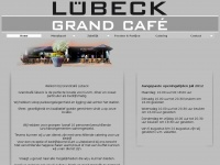 Lubeck.nl - Grand cafe Lubeck - direct achter het station Zwolle