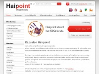 hairpointkappers.eu