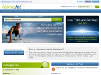 Namejet.com - Domain Auctions, Expired Domain Names, and Available Aftermarket Domain Names for Sale - NameJet