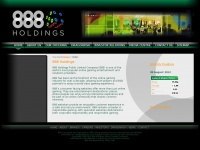 888holdingsplc.com - 888 Holdings :: Home Page