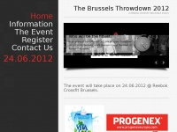 Thebrusselsthrowdown.be - The Brussels Throwdown 2015