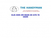 The Handyman. - www.thehandyman.be