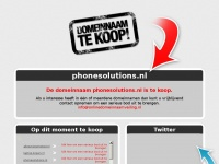 phonesolutions.nl