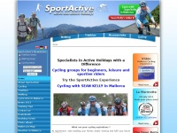 Sportactive.net - SportActive - Cycling Holidays - Cycling in Mallorca