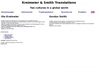 Kreimeier-smith.de - Kreimeier & Smith Translations