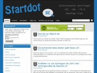 startdot.be