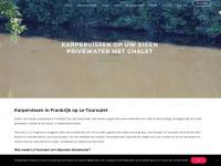 Karpervissen-frankrijk.nl - karpervissen Frankrijk - karpervakantie frankrijk - karper visvakantie frankrijk: Le Touroulet, Dordogne