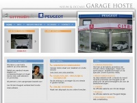 Garagehoste.be - Home | Hoste