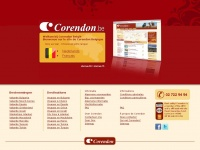 corendon.be