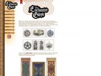 Enchantedglyph.com - ENCHANTED GLYPH WELCOME PAGE