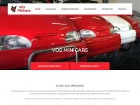 Vosminicars.nl - Vos Minicars: Brommobiel, invalidenvoertuig of occasion - Vos Minicars