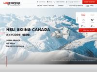 Heli Skiing Northern BC | Last Frontier Heliskiing Canada