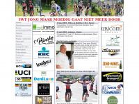 Wielerwedstrijd IWT Jong Maar Moedig