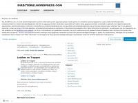 Directorie.wordpress.com | Nederlandstalige WordPress directorie