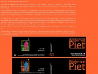 Arnhemsepiet.nl - De vijftiende Arnhemse Piet is voor Paul Wijtvliet, organisator, inspirator, mensenmens.