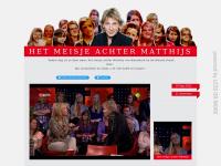 hetmeisjeachtermatthijs.nl