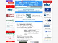 Het Onderwijsportaal: uitgebreide informatie over het onderwijs