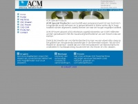 Acm-sp.nl - ACM Special Products