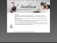 actaforce.nl