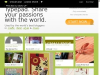 Typepad. Share your passions with the world. | Typepad