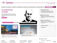 Information and communication technology by T-Systems
