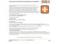 huisartsenpraktijkspaarndammer.nl
