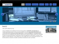 Contec.be - Home Page | Contec Industrial automation solutions