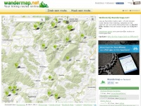 Wandermap - Your hiking routes online